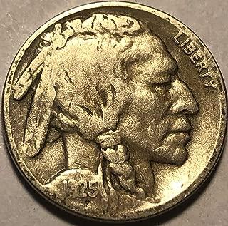 1925 buffalo nickel