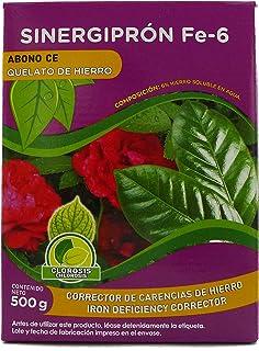 comprar comparacion Probelte Jardín Quelato de Hierro Sinergiprón FE-6 500 g
