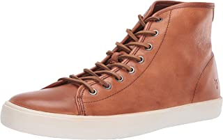 FRYE Men's Brett High Tennis Shoe