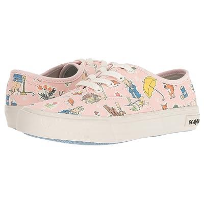 SeaVees Legend Sneaker Peter Rabbit (Toddler/Little Kid/Big Kid) (Pink Peter Rabbit) Men