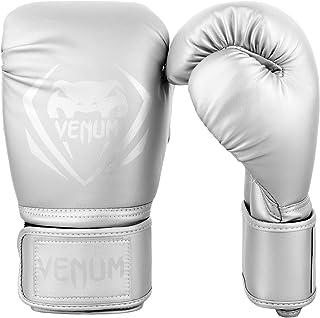 【VENUM】 ボクシンググローブ Contender (コンテンダー)(シルバー/シルバー)
