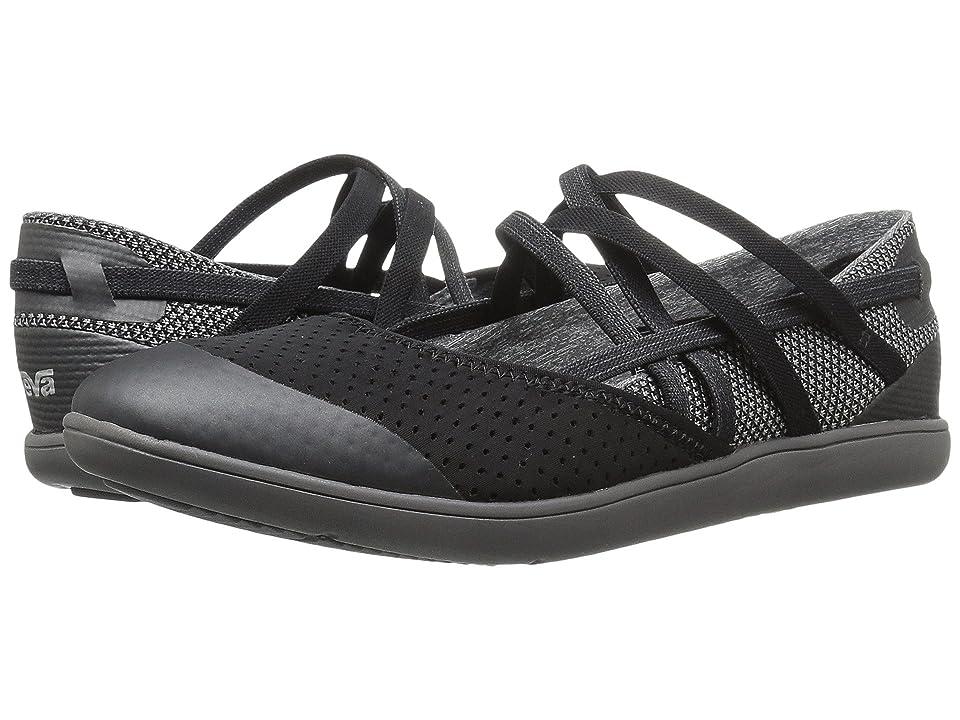 Teva Hydro-Life Slip-On (Black/Grey) Women