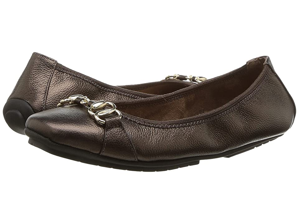 Me Too Olympia (Brownzo Tumbled Metallic) Women