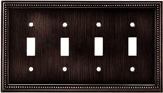 brainerd venetian bronze switch plates