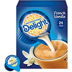 INTERNATIONAL D French Vanilla Creamers, 24 ct