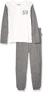Splendid Boys RYS1012 Long Sleeve Pant Set Long Sleeve T-Shirt Set