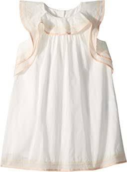 Essential Stitching and Ruffle Dress (Toddler)