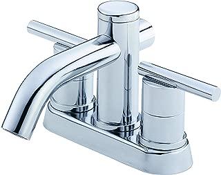 Danze D301158 Parma Two Handle Centerset Lavatory Faucet, Chrome