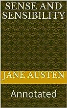 Sense and Sensibility: Annotated (English Edition)