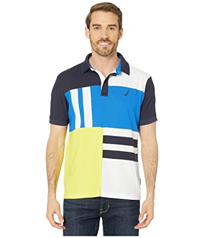 Nautica Fashion Polo (Blue) Men