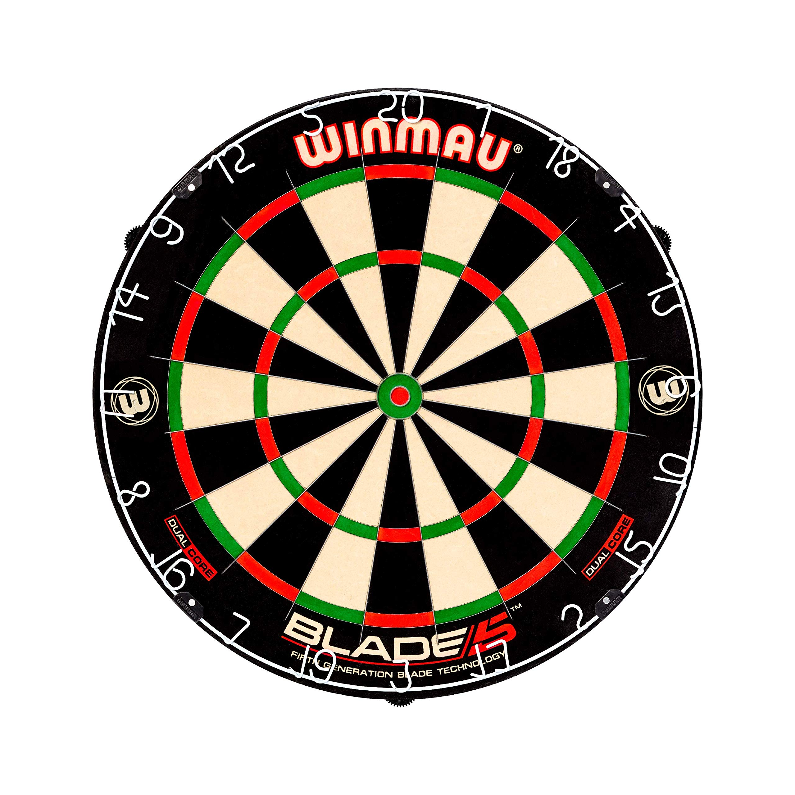 Winmau Dartboard Increased Deflection Bounce Outs