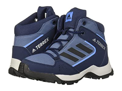 adidas Outdoor Kids Hyperhiker (Little Kid/Big Kid) (Tech Ink/Black/Collegiate Navy) Kids Shoes