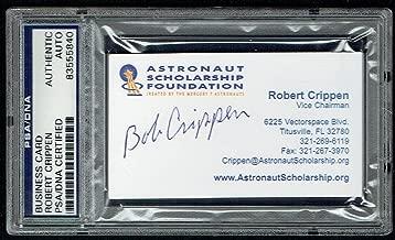 bob crippen autograph