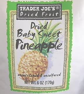 Best trader joe's dried baby sweet pineapple Reviews