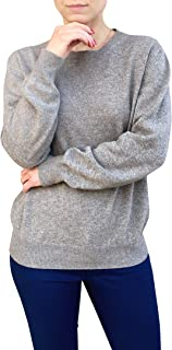 Maglione Donna 100% Baby Cachemire - Made in Italy