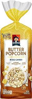 Quaker Butter Flavor Corn Cakes 4.5 oz - 6 Unit Pack