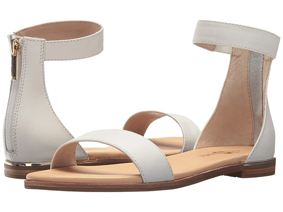 Yosi Samra Cambelle 2.0 (White Nappa Leather) Women