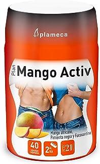 Plameca - Plan 21 Mango Activ 40 Cápsulas Vegetales