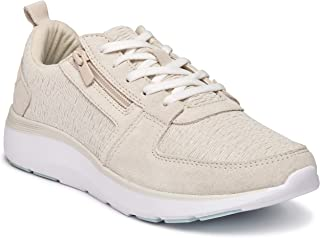 Vionic Women's Delmar Remi Walking Shoes - Ladies Casual Sneakers with Concealed Orthotic Arch Support