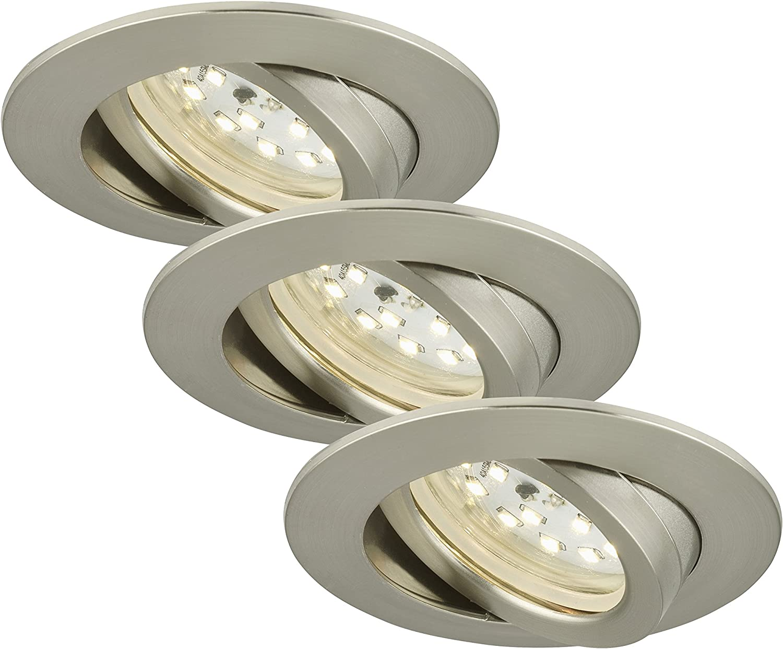 Briloner Leuchten 20 20 LED Einbauleuchten 20er Set ...
