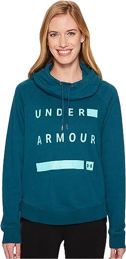 Under Armour - Favorite Fleece Graphic Pullover