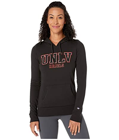 Champion College UNLV Rebels Eco(r) University Fleece Hoodie (Black) Women