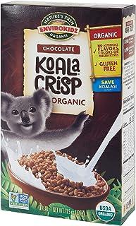 Nature's Path Envirokidz Organic Chocolate Koala Crisp Cereal, 325 Grams
