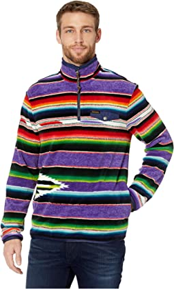 fb30029a2 Search Results. Purple Serape Multi. 16. Polo Ralph Lauren. Vintage Polar  Fleece Long Sleeve Knit