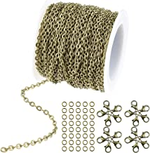 Best antique brass chain by the foot Reviews