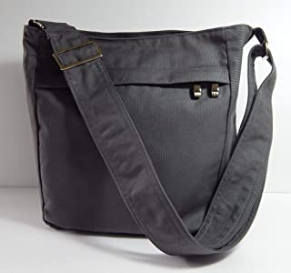 4a6b57294fc0 Amazon.com  Grey - Cross-Body Bags   Handbags   Shoulder Bags ...