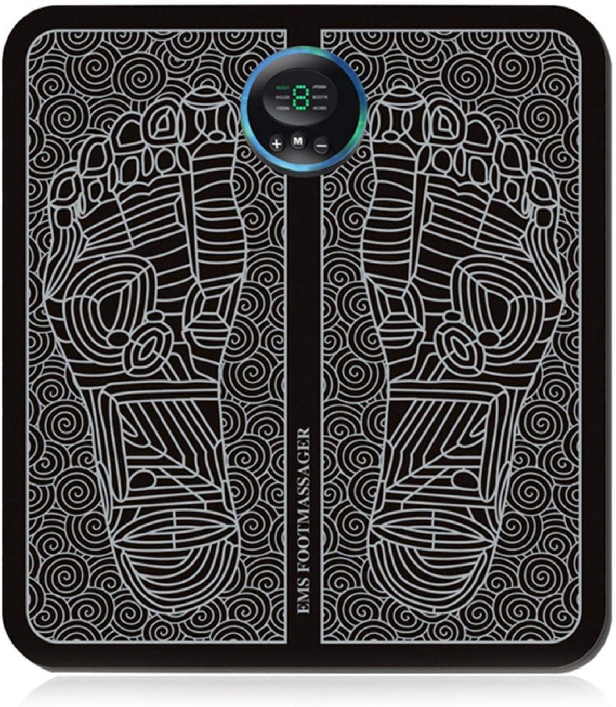EMS Leg Shaping Foot Massage Electric Mail order Cushion F Latest item Foldable