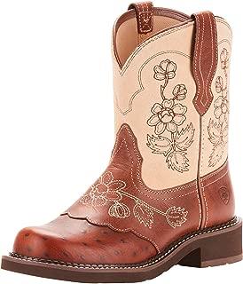 ariat womens ostrich boots