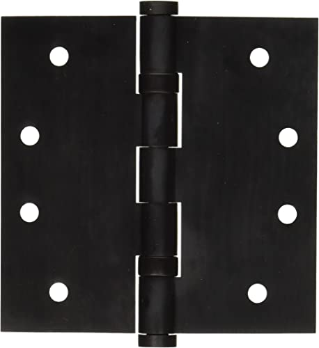 new arrival Baldwin 1041102I Square lowest Ball discount Bearing Mortise Hinge, Oil Rubbed Bronze outlet online sale