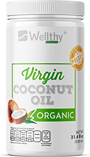 Aceite de Coco Virgen Certificado Orgánico 930ml