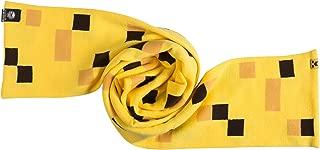Minecraft Ocelot Knit Scarf, Yellow, 40