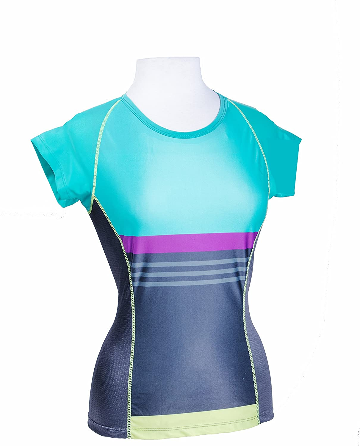 Moxie Cycling Women's Color Jersey Spasm price Block Tee security