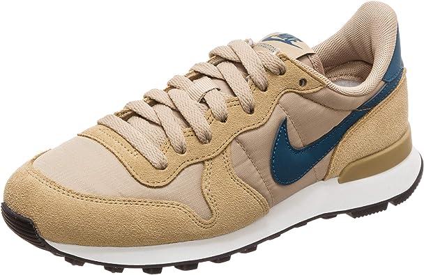 Nike WMNS Internationalist, Chaussures d'Athlétisme Femme : Amazon ...