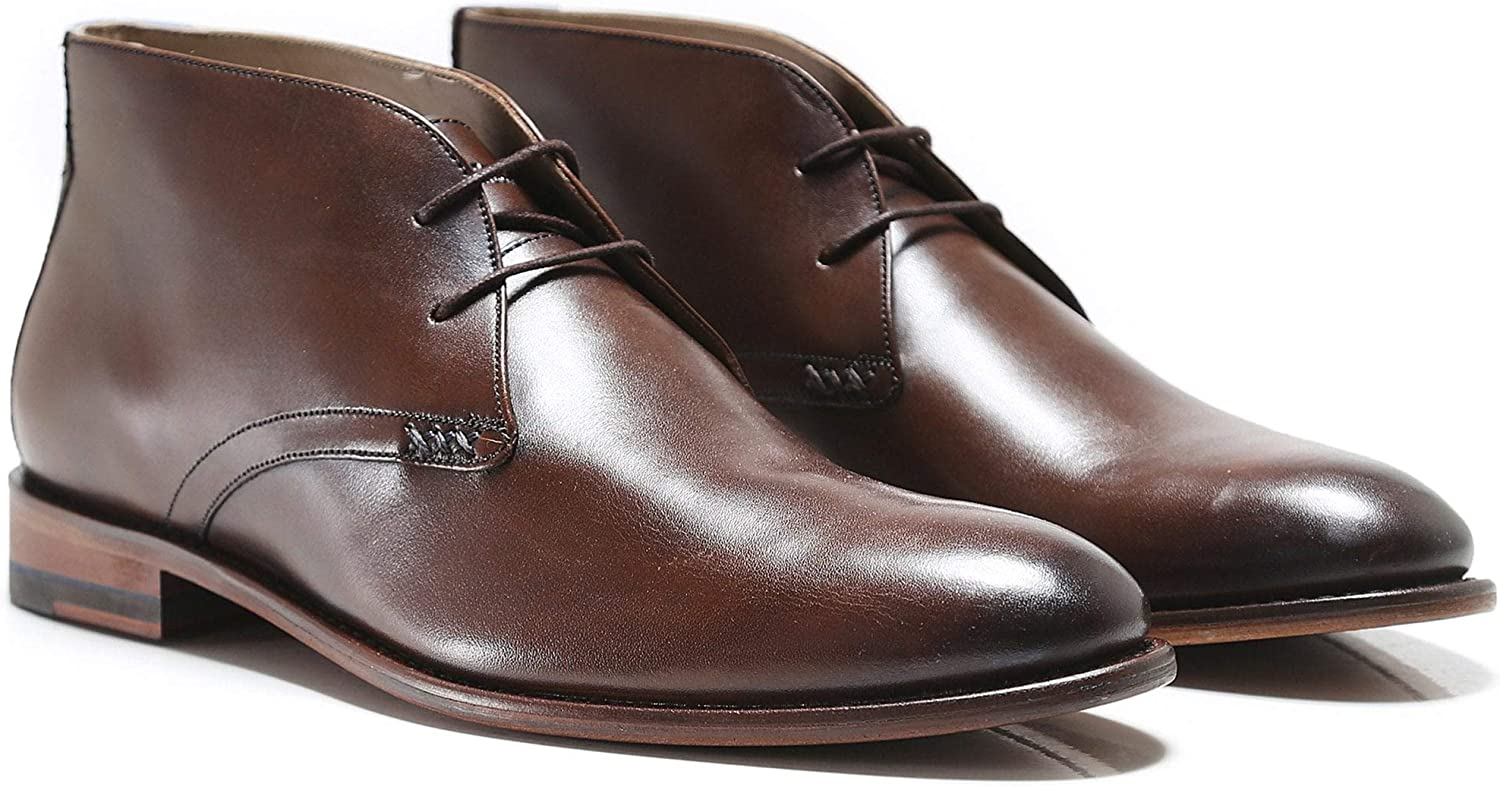Oliver Sweeney shoes Waddell in Whiskey Suede