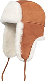 Best leather fur trapper hat Reviews