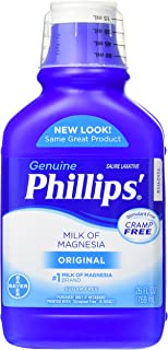 Phillips' Milk of Magnesia Original 26 oz (Pack of 3)