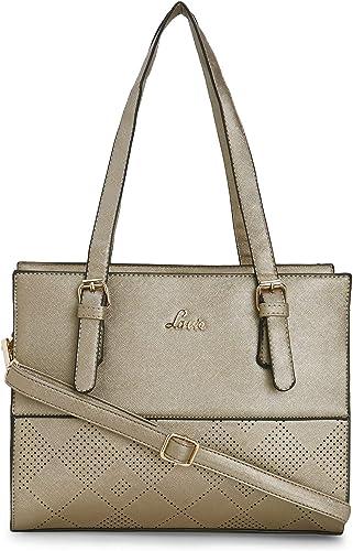Lisa Sm Satchel Women s Handbag Lt Gold