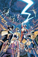 power rangers 25th anniversary comic