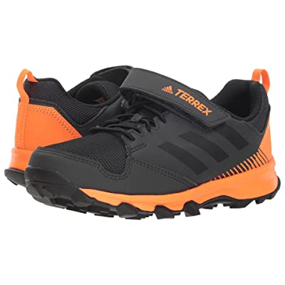 adidas Outdoor Kids Terrex Tracerocker CF (Little Kid/Big Kid) (Black/Black/Black) Boys Shoes