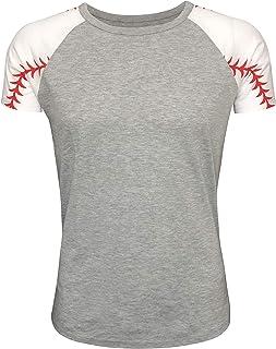 ILTEX Adult Baseball Sleeves T-Shirt Sports Athletic