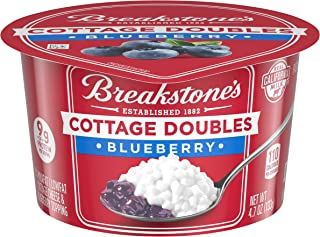 Breakstone's Cottage Doubles Blueberry & Cottage Cheese (4.7 oz Cup)