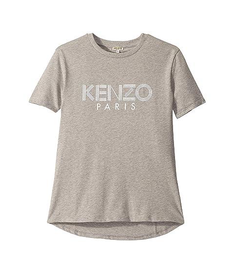 Kenzo Kids Logo T-Shirt (Big Kids)