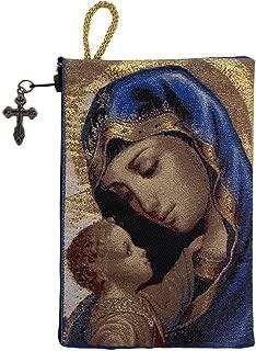 catholic rosary pouch