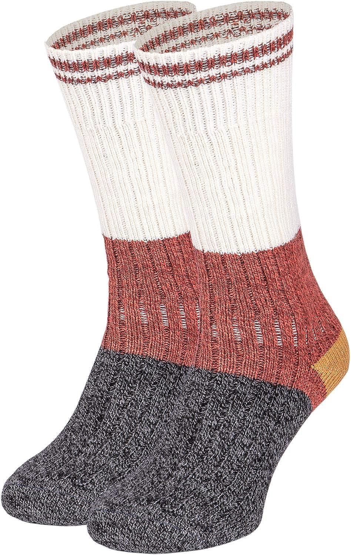Men's Vintage Cabin Wool Crew Socks