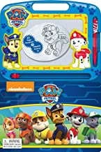 Paw Patrol - Learning Book with Magnetic Drawing Pad