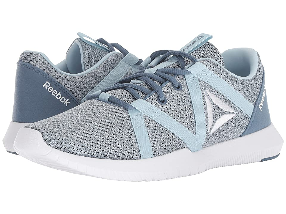 Reebok Reago Essential (Blue Slate/Dreamy Blue/White) Women